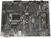 MSI Z170A SLI Plus LGA 1151 Intel Z170 HDMI SATA 6Gb/s ATX Intel Motherboard