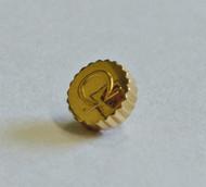 Crown, Omega Gold Plated, Dustproof Tap 9 Ø4.00mm (9x22)