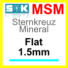 Glass, Flat 1.8mm (MSM)