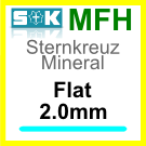 Glass, Flat 2.0mm (MFH)
