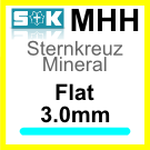 Glass, Flat 3.0mm (MHH)