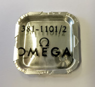 Crown Wheel and Core, Omega 381 #1101/02