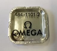 Crown Wheel and Core, Omega 484 #1101/02