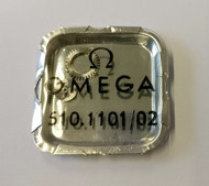 Crown Wheel and Core, Omega 510 #1101/02