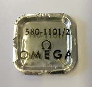 Crown Wheel and Core, Omega 580 #1101/02
