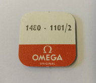 Crown Wheel and Core, Omega 1480 #1101/02