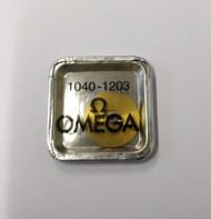 Barrel Cover Mounted, Omega 1040 #1203