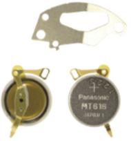 Capacitor, Seiko 3027 4MZ