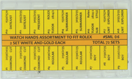 Assortment, RLX Hands (Generic)