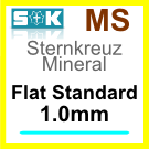 Glass, Flat 1.0mm (MS) Large