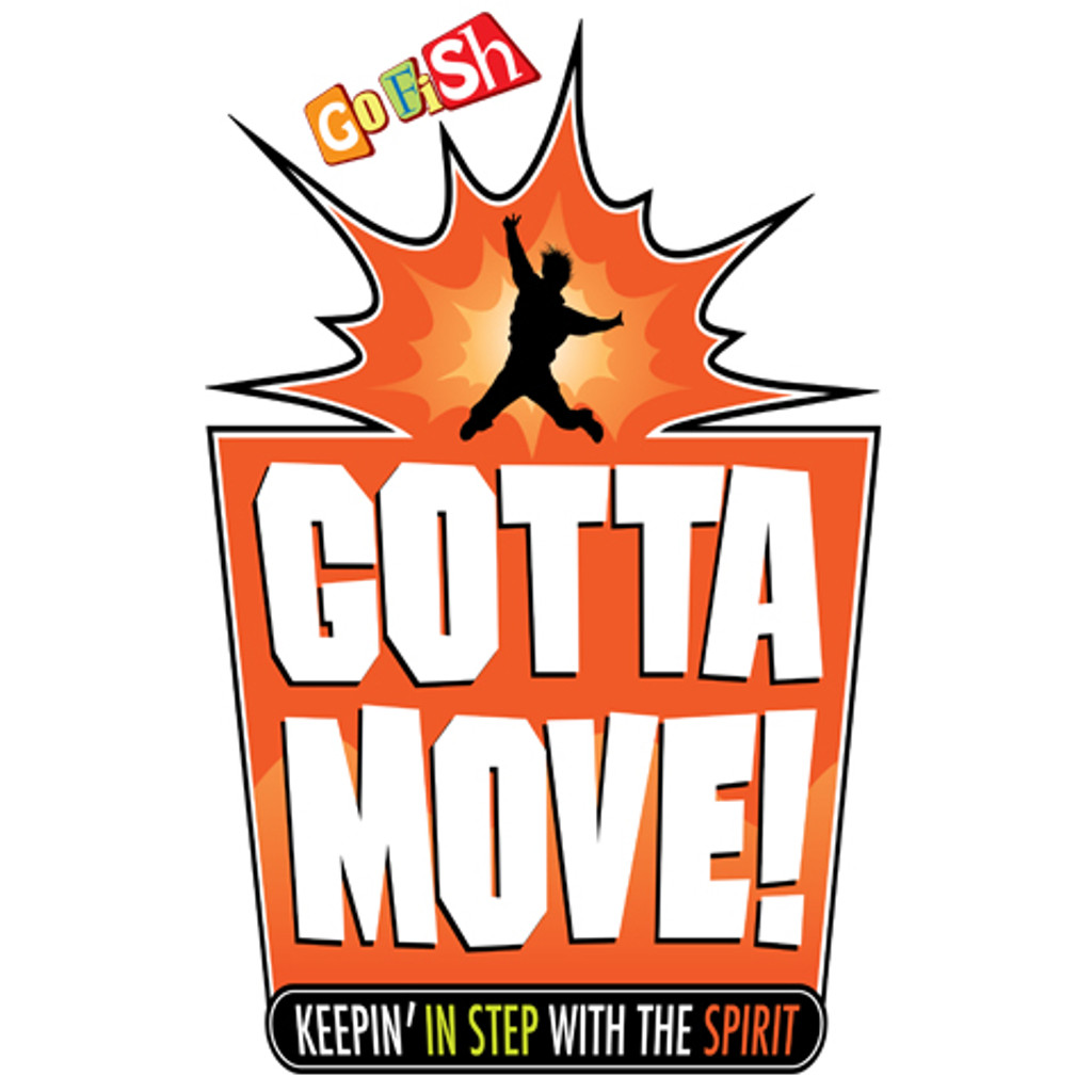 Gotta Move! VBS Complete Curriculum Kit