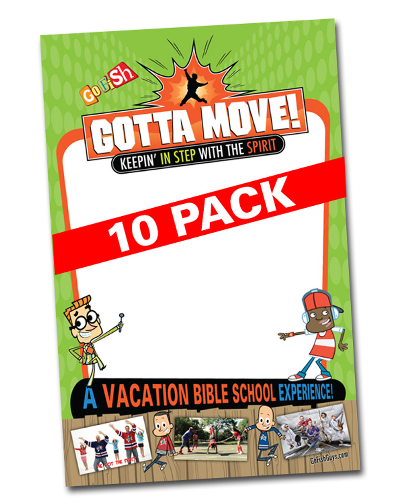 Gotta Move! Posters - Promotional