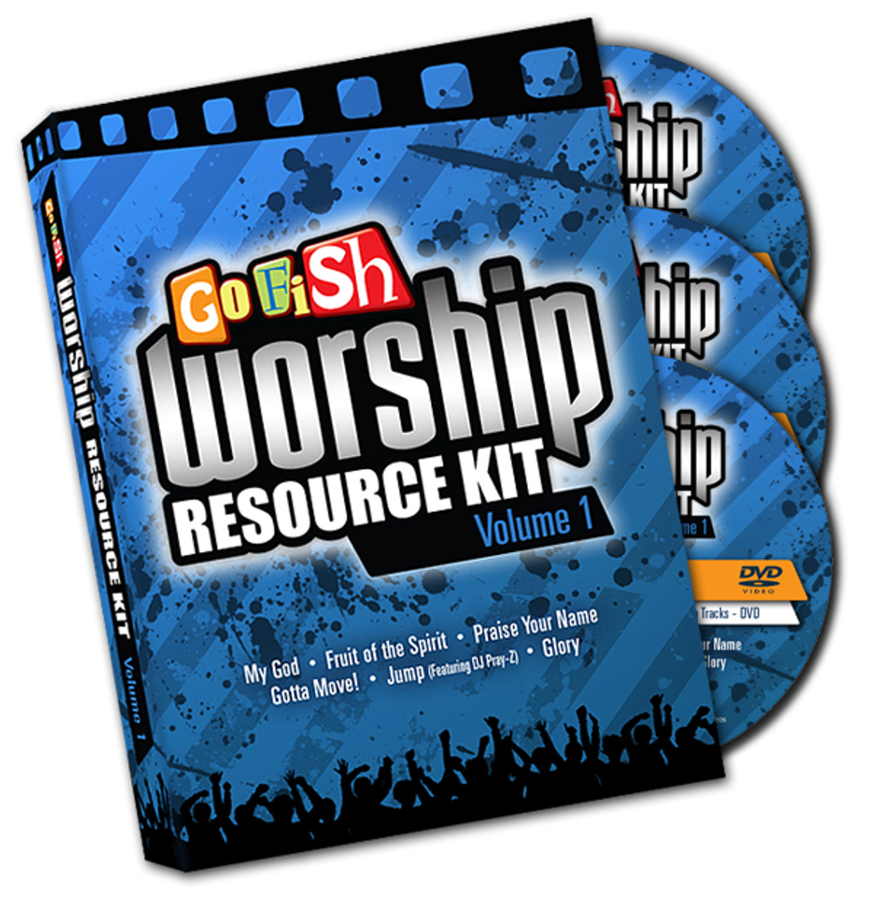 Go Fish Worship: Volume 1