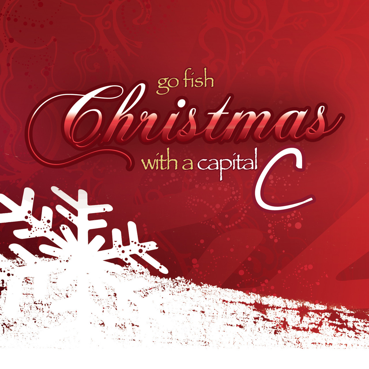 """Christmas With A Capital """"C"""" (The Snow Deluxe Edition) CD"""