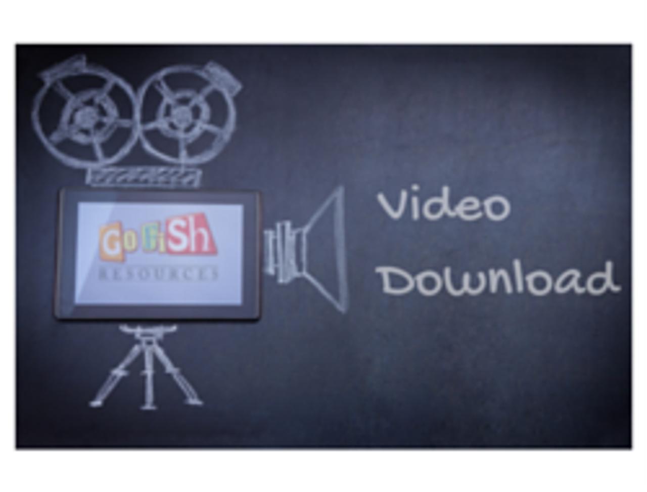 """The Ten Commandment Boogie"" Video Download (Mac)"