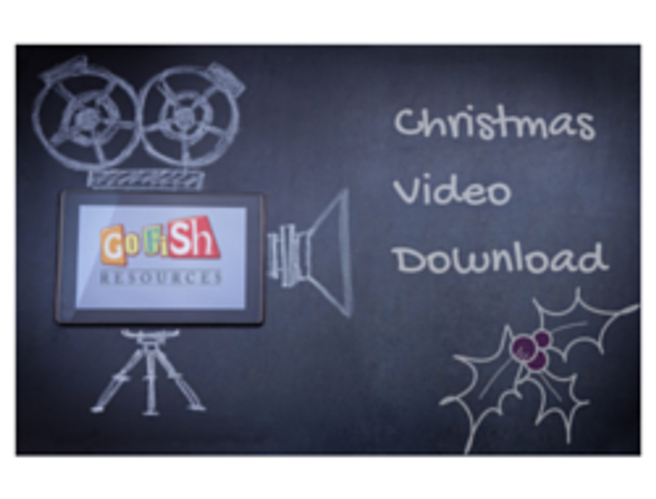 """""""Christmas With A Capital C"""" Video Download (Mac)"""