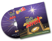The Gift Of Advent: CD