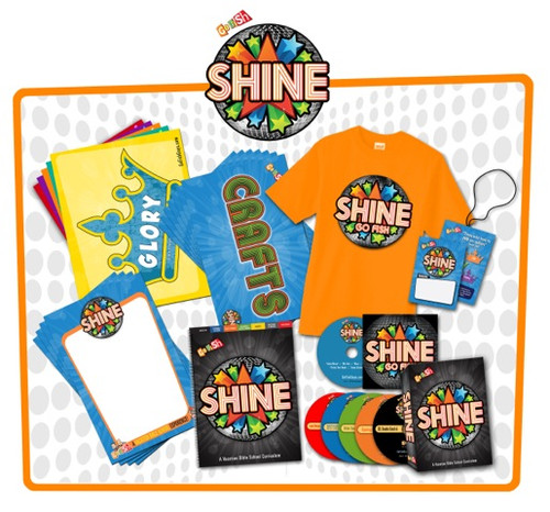 This gospel-centered VBS from Go Fish Resources will help your church put the Bible back into Vacation Bible School!