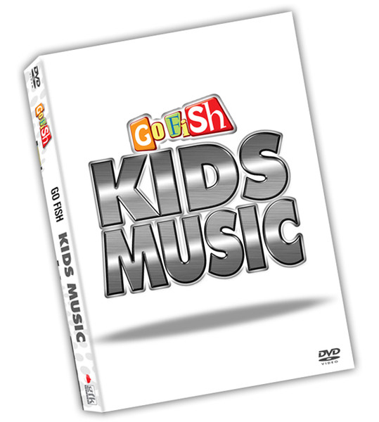 Kids Music DVD
