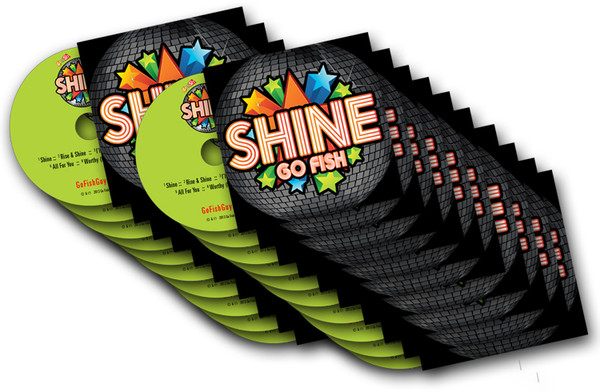 SHINE CD 20-Pack