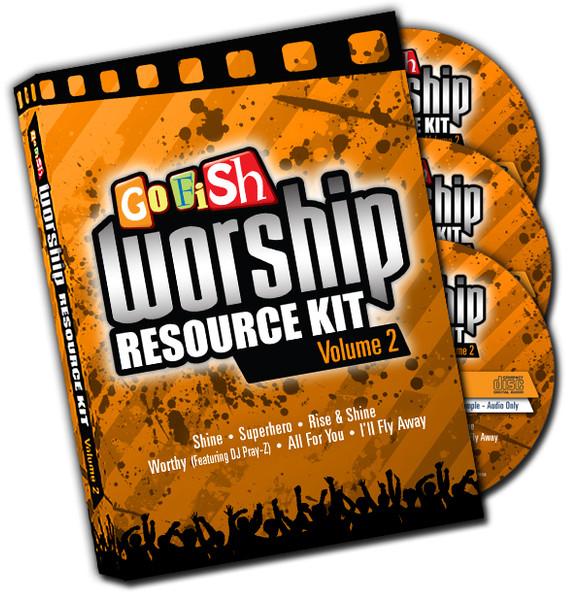 Go Fish Worship: Volume 2