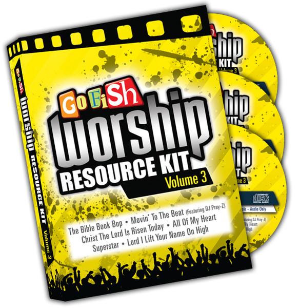 Go Fish Worship: Volume 3