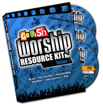 Go Fish Worship Resource Kit: Volume 1
