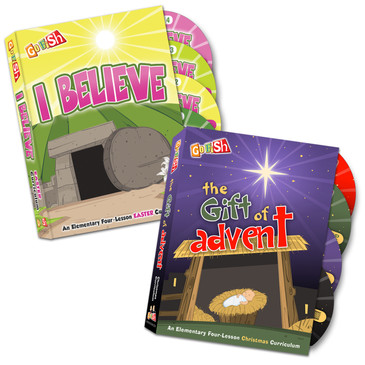 Christmas & Easter Combo Pack