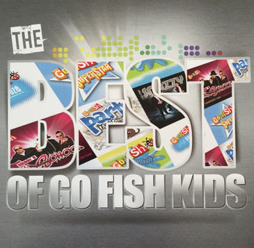 The Best Of Go Fish Kids CD