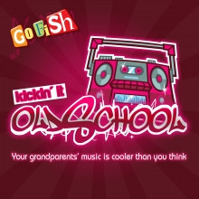 Kickin' It Old School CD