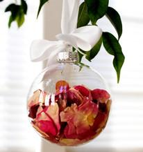 6cm Memory ball xmas wedding decoration