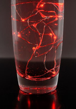 Red Micro LED Lights