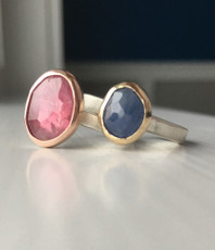 Choose your Gem - Custom One-of-a-Kind Gemstone Rings