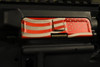AR15 Dust Cover - American Flag 2 Charging- RED