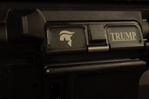 AR15 Dust Cover - Trump