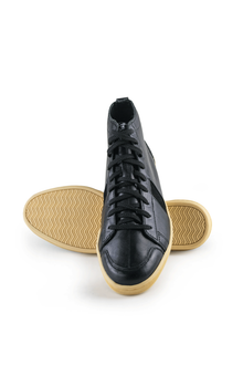 Black Tsague Hightop