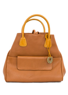 The Tara leather tote