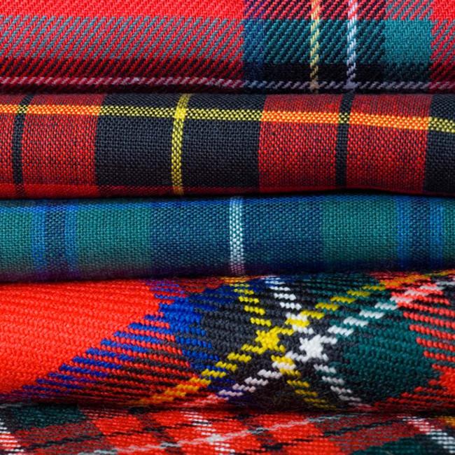 Choose your own tartan