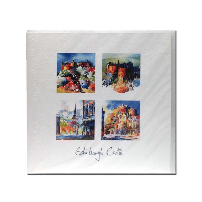 Edinburgh Castle card