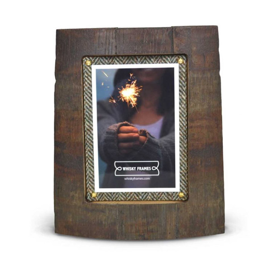 Whisky Barrel Chime Frame