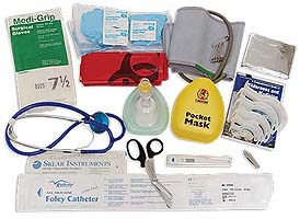 Marine 2000 Medical Kit CPR / Instruments Module