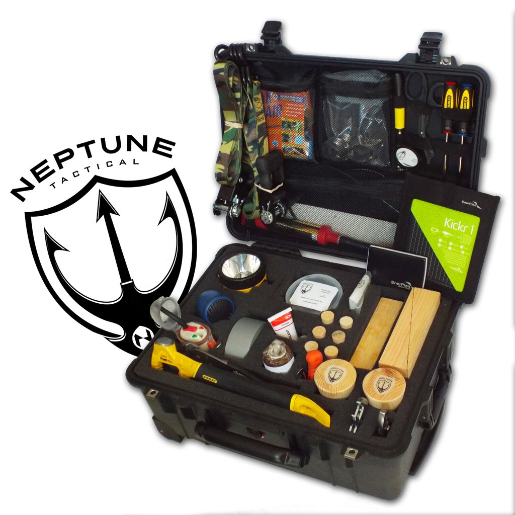 Neptune Tactical Damage Control Kit - Lite