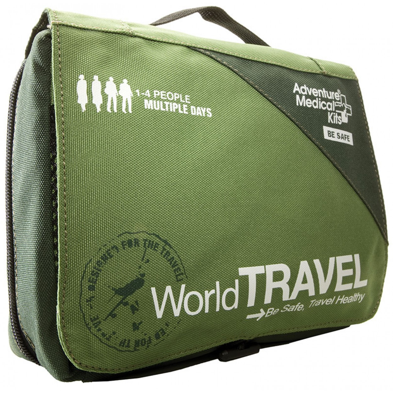 World Travel First Aid Kit by Adventure Medical Kits