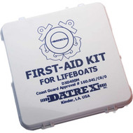 USCG Lifeboat First Aid Kit