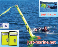 SOS Marine Dan Buoy Self-Inflating Man-Overboard Marker