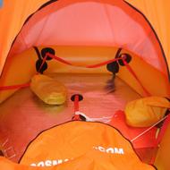 SOS Marine 2-3 Person Life Raft Canopy