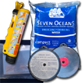 SOS Marine 2-Man Life Raft Survival Aid Extras