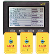 Clipper MOBi Man Overboard Indicator with (3) Clipper MOBi Fobs