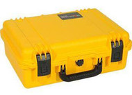 Pelican iM2300 Storm Case w/o foam - yellow