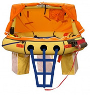 Winslow GASTL Super-Light Island Flyer Light Life Raft